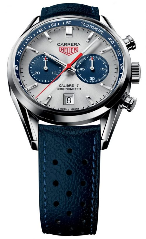 TAG Heuer Fake Carrera Watches UK With Date Apertures