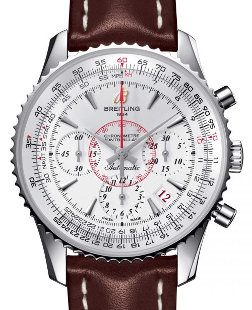 Breitling Montbrillant Fake Watches UK With Silver Dials
