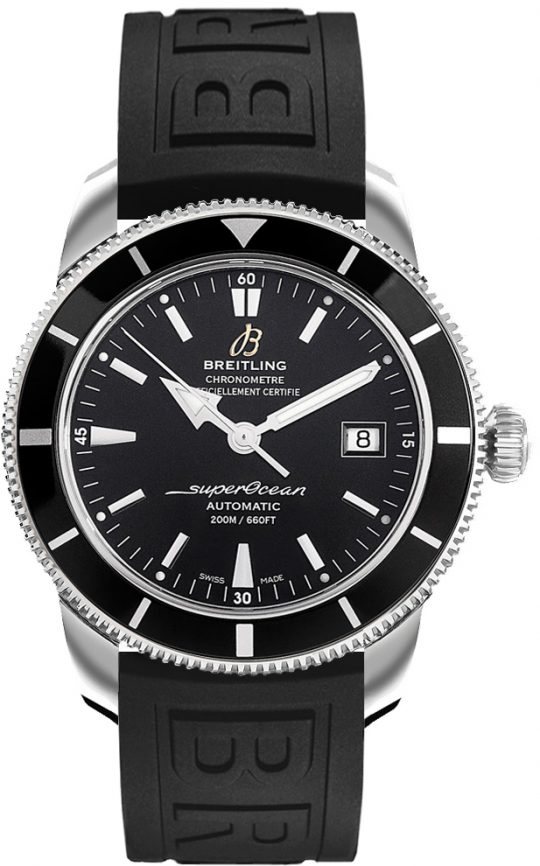 Breitling Superocean Heritage Replica Watches UK With Black Bezels