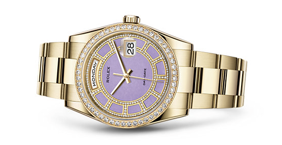 rolex-day-date-yellow-gold-jade-lavender-dial