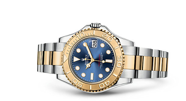 Rolex Replica Yacht-Master 35 UK With Bi-Directional Rotatable Bezels