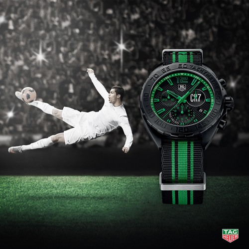 TAG Heuer Formula 1 Copy Watches UK With Black Textured Dials