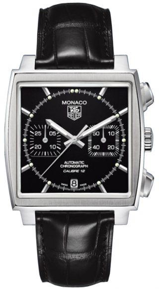 TAG Heuer Monaco Fake Watches UK With Square Steel Cases
