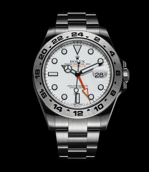 What Is The Biggest Feature Of Rolex Explorer II Copy Watches UK?