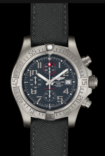 Breitling Avenger Copy Swiss Classic Watches UK With Grey Dials Of Good Quality