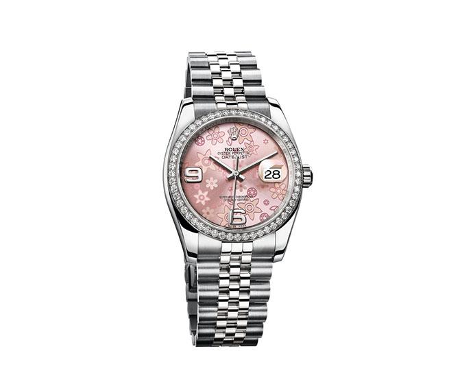 Rolex-Datejust-Pink-Dials-Replica