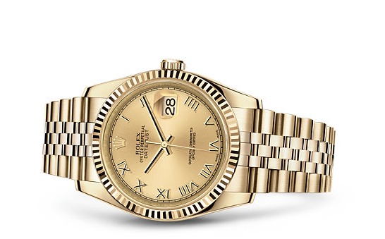 Two Rolex Datejust Fake Watches UK With Automatic Swiss Movements As Reviewed