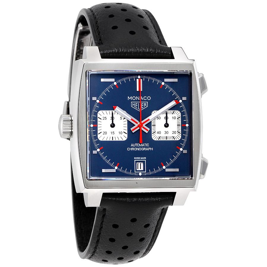 TAG-Heuer-Monaco-Blue-Dials-Replica