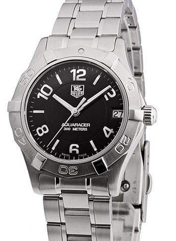 Guo Jingjing's Belief In Modern Tag Heuer Aquaracer Replica Watches With Arabic Numerals