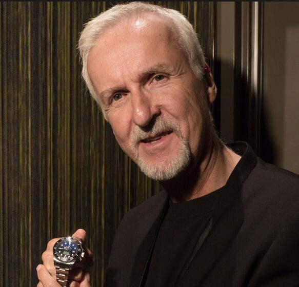 James Cameron Taught How To Challenge With Strong Replica Rolex Deepsea D-blue Dials Watches