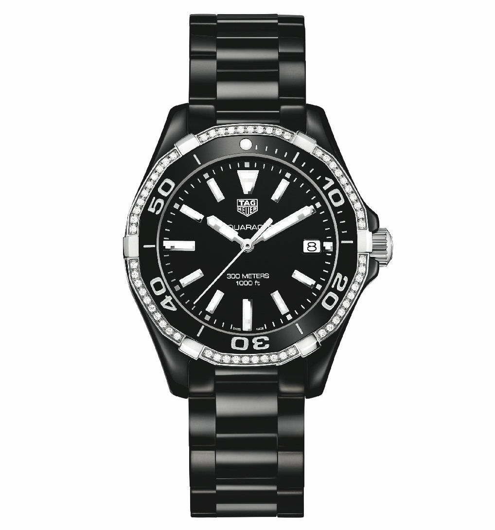 Have You Bought Black Ceramic Bracelets TAG Heuer Aquaracer Replica Watches UK For Your Mother?