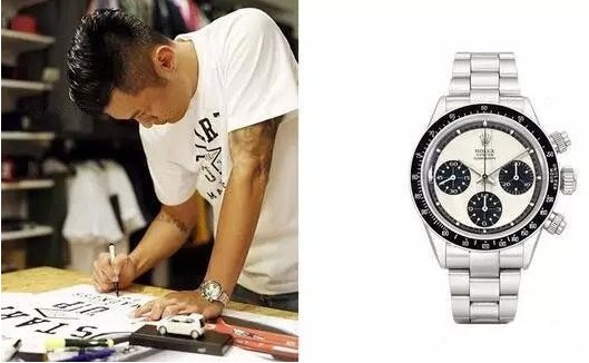 Chinese And Japanese Stars All Like Rolex Replica Watches With Steel Cases UK