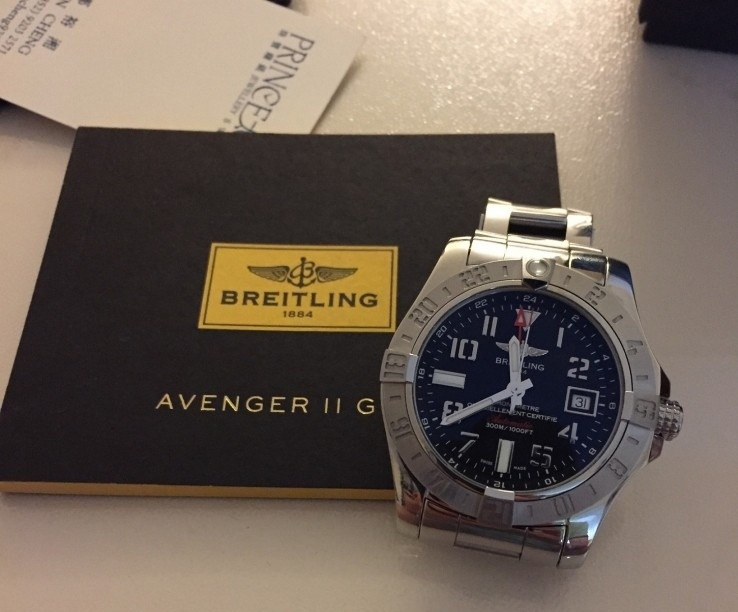 New UK Breitling Avenger GMT Replica Watches Fulfills Your Life