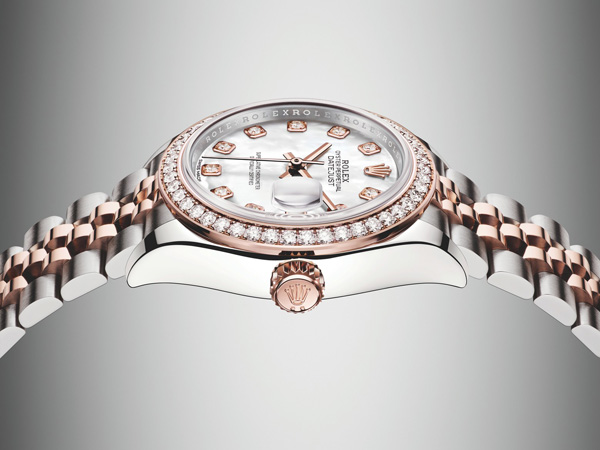 That Only Belong To Women – The UK Most Delicate And Charming Replica Rolex Watches Recommend To You