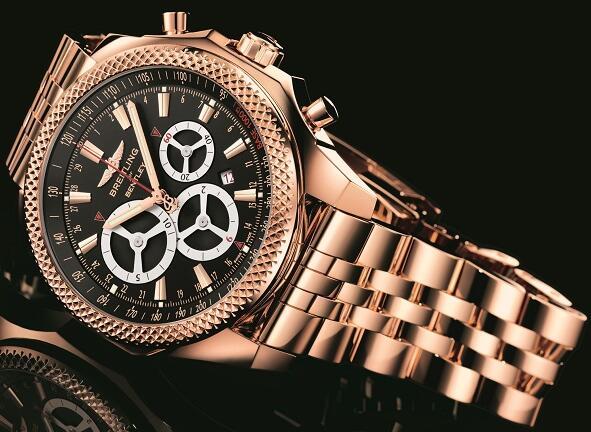 Gold UK Replica Breitling Bentley Barnato Racing Watches Show You Surprise