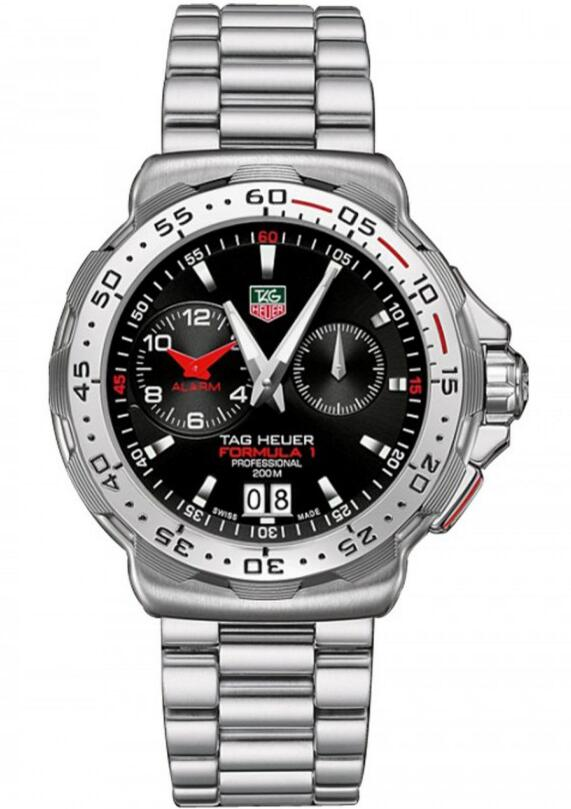 Wonderful TAG Heuer Formula 1 UK Replica Watches With Cool Appearnace Recommend To You