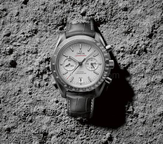 Mysterious UK Omega Speedmaster Grey Side Of The Moon Replica Watches Show You Surprise