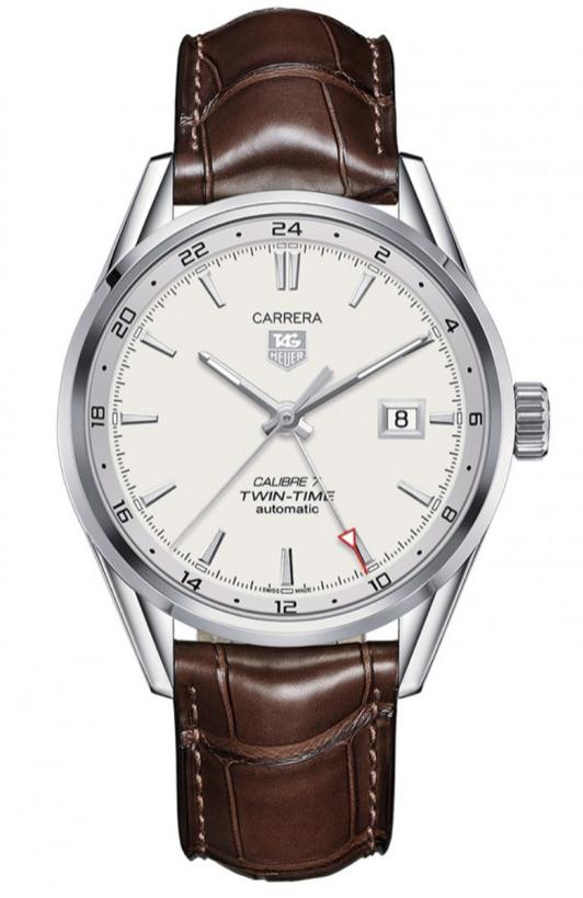 These High-quality UK Replica TAG Heuer Watches With Dual Time Function Are Specially Designed For You
