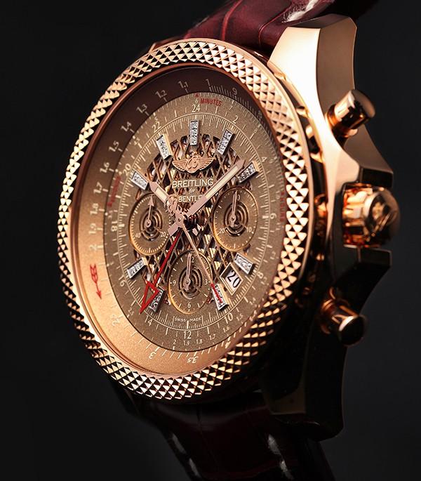 The Story Between UK Luxury Breitling Replica Watches And Bentley
