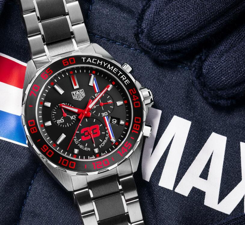 Replica TAG Heuer Cooperated With Max Verstappen To Launch The UK Formula 1 Special Edition Wristwatch