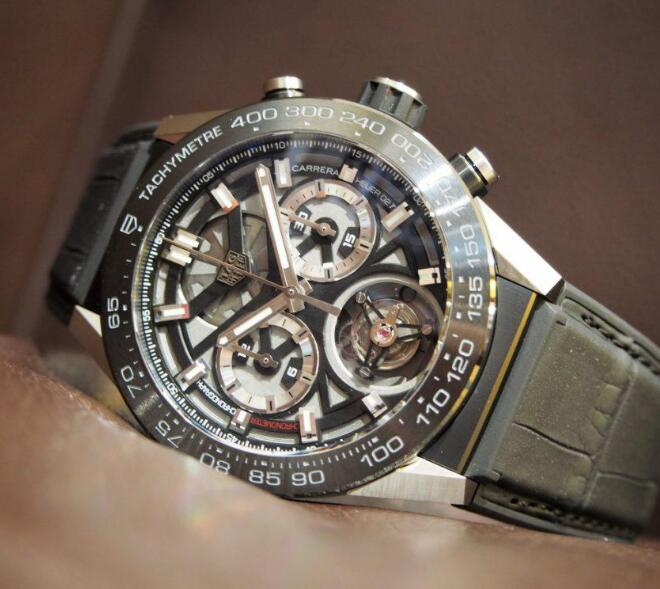 Comments Of TAG Heuer Carrera Replica Watch UK With Skeleton Dial