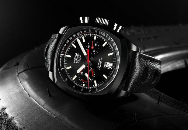 UK Replica TAG Heuer Monza 40th Anniversary Special Edition Commemorate The Glories Moment