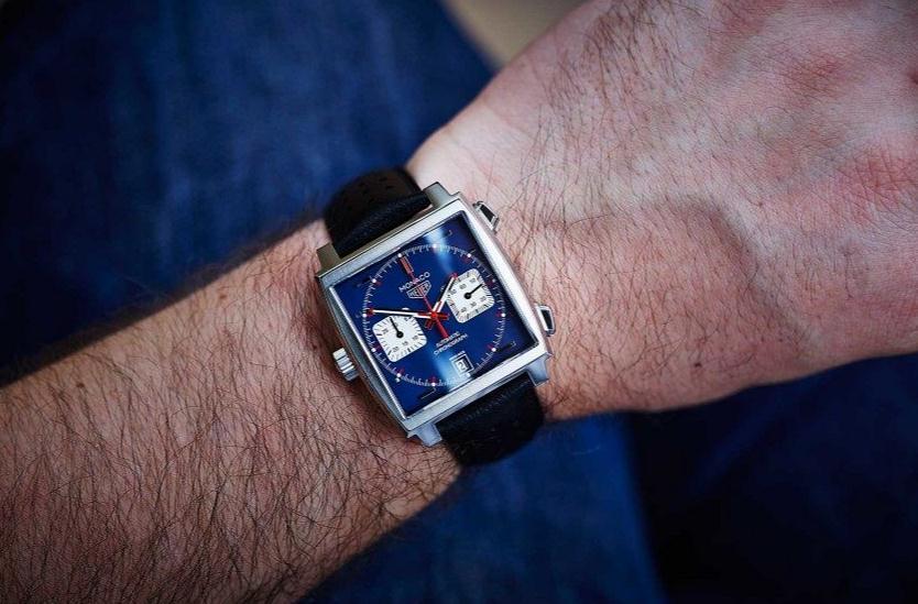 50TH Anniversary Of Legendary Watches Fake TAG Heuer Monaco UK