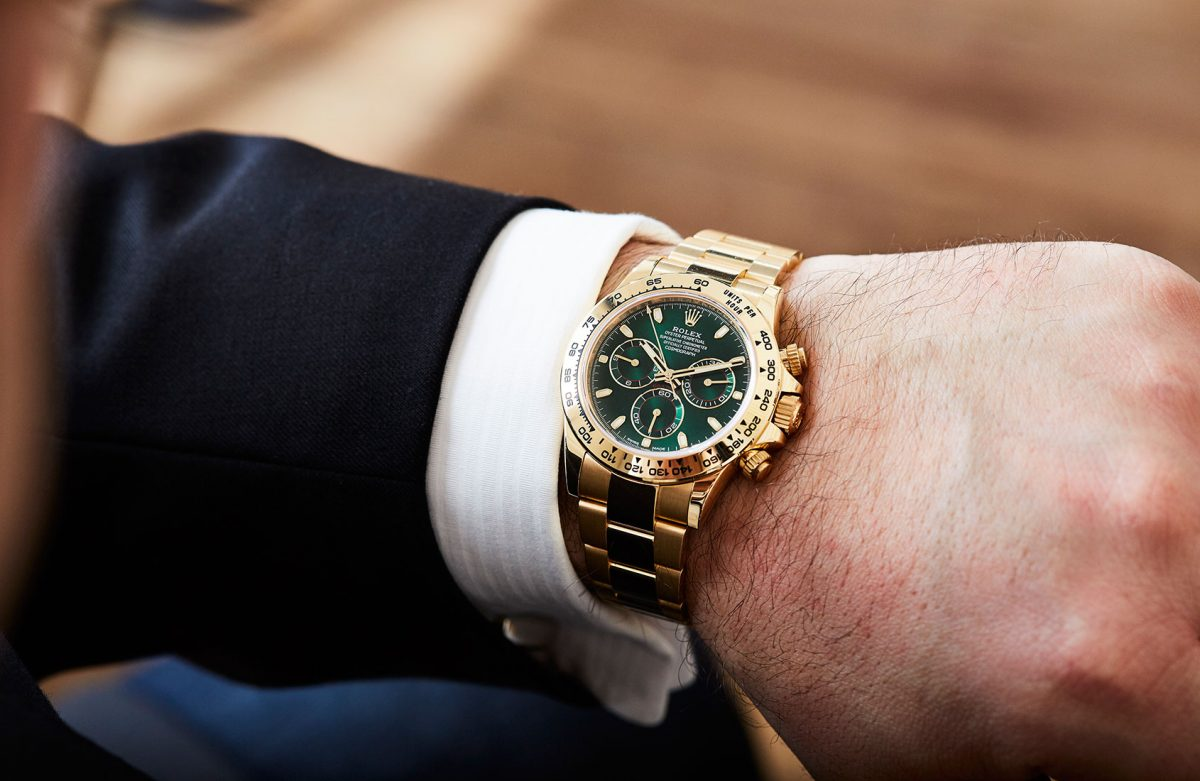 Recommendations Of Two Functional Replica Watches UK