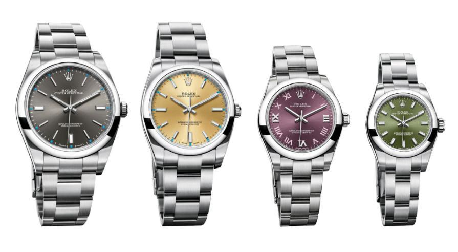 Three Major Bracelets Of Famous Replica Rolex Watches UK