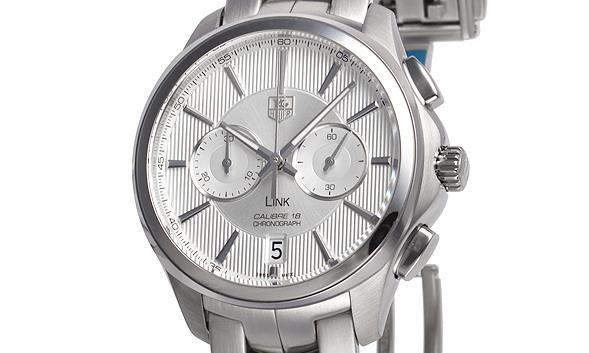 The 40 mm copy watches are designed for men.