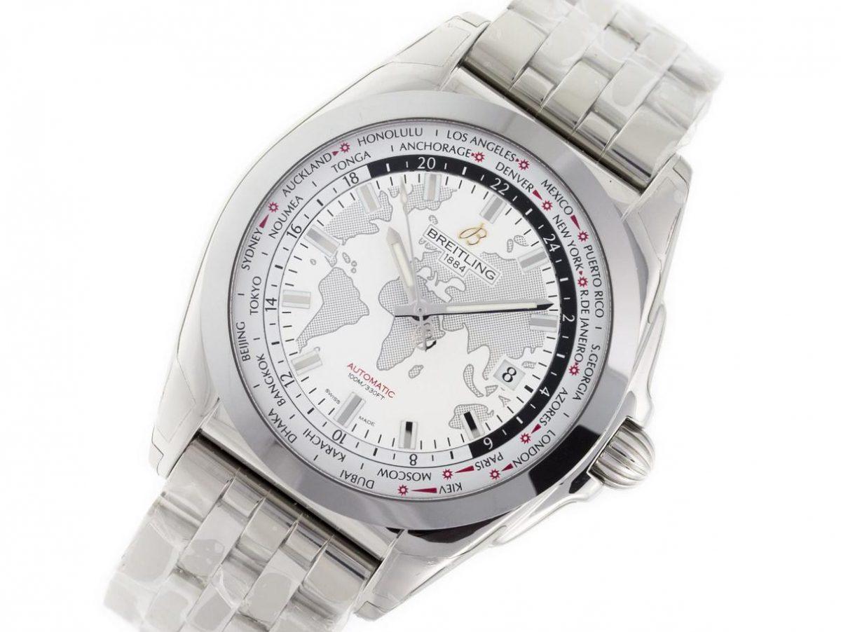Introduction Of Marvelous Watches Fake Breitling Galactic WB3510U0 UK