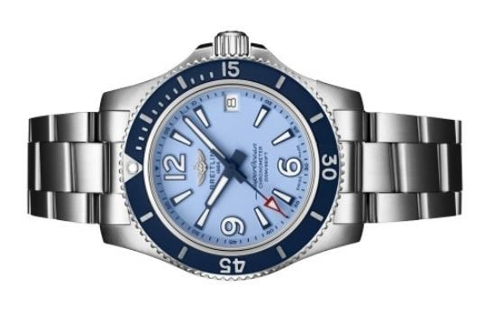 UK 36 MM Replica Breitling Superocean A17316D81C1A1 Watches For Females