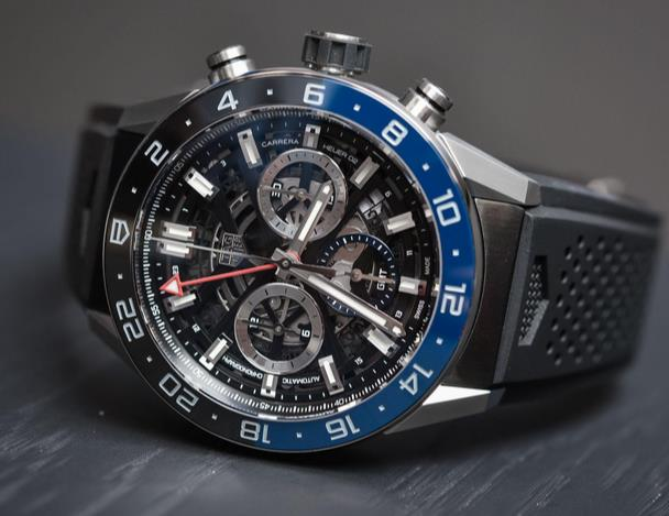 Introduction Of Practical Fake TAG Heuer Carrera CBG2A1Z.FT6157 Watches UK