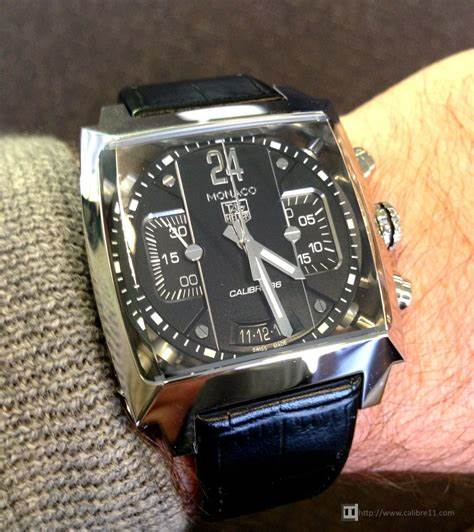 Introduction Of Fantastic Fake TAG Heuer Monaco CAL5113.FC6329 Watches UK