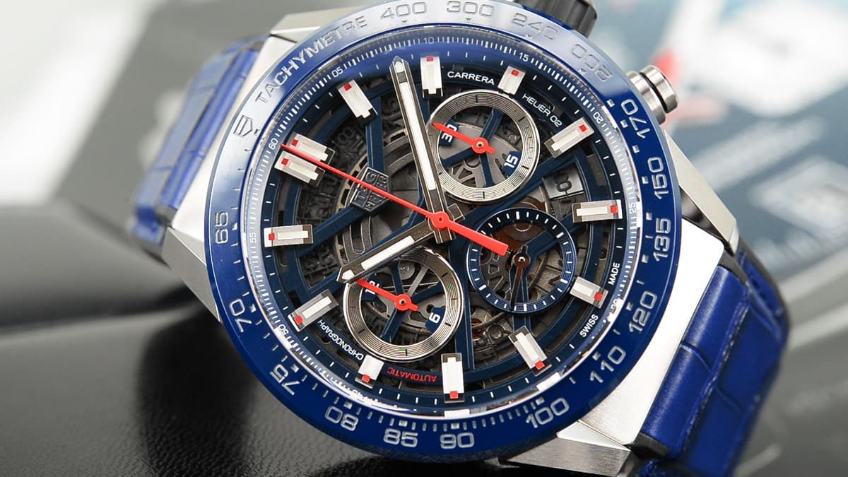 UK High-quality Fake TAG Heuer Carrera CBG2A11.FC6460 Watches For Men