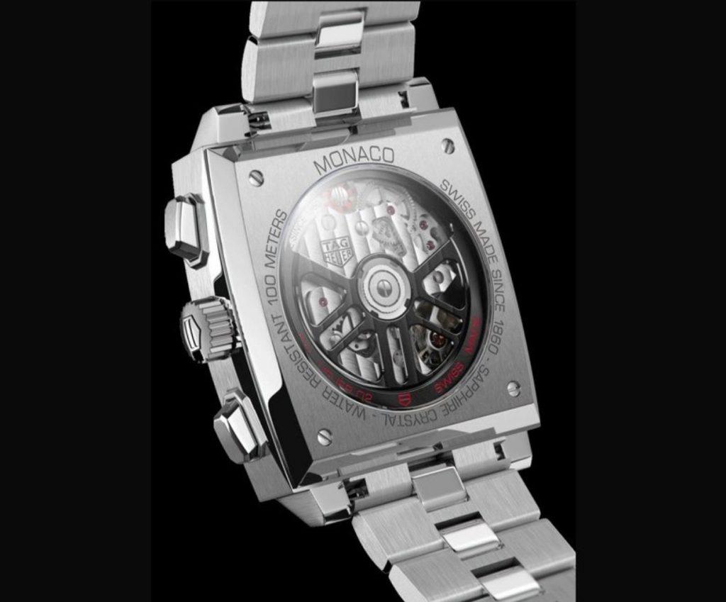Fake TAG Heuer Monaco CBL2111.BA0644 Watch With Caliber Heuer 02.
